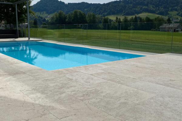 Fliesen Jams - Schwimmbad, Poolumrandung, Terrasse, Aussenbereich, Outdoor, Poollandschaft